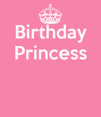birthdayprincess