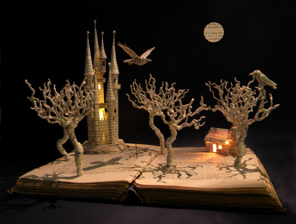 booksculpture