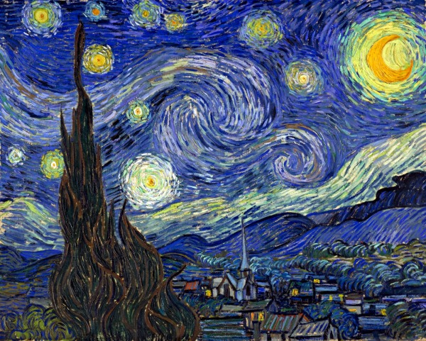 Gogh-Starry-Night