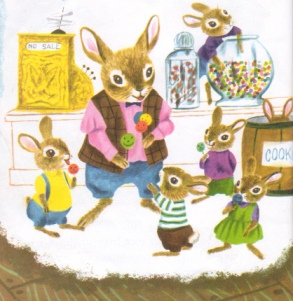 Richard Scarry - The Bunny Book