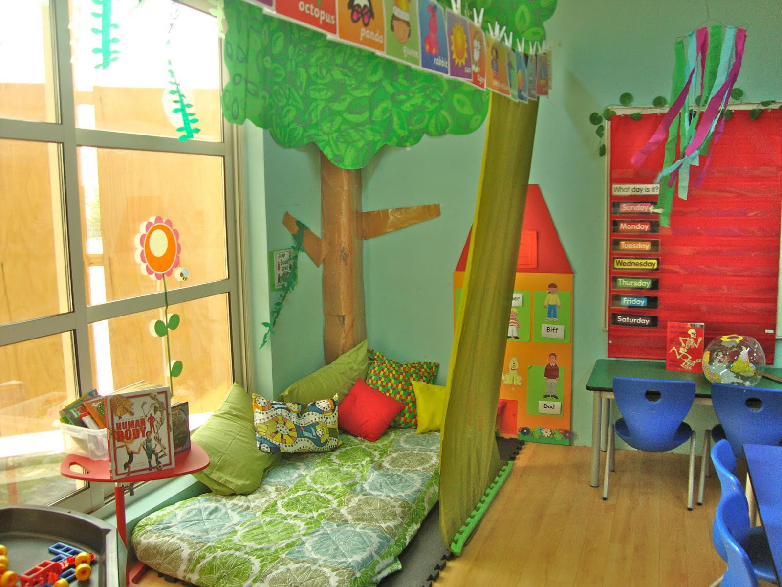 Reading Classroom Decor : Reading nooks make the classroom classics challenge