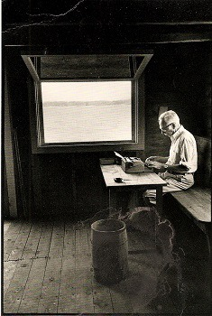 """Writing is an act of faith, not a trick of grammar."" E. B. White, born on this day in 1899"