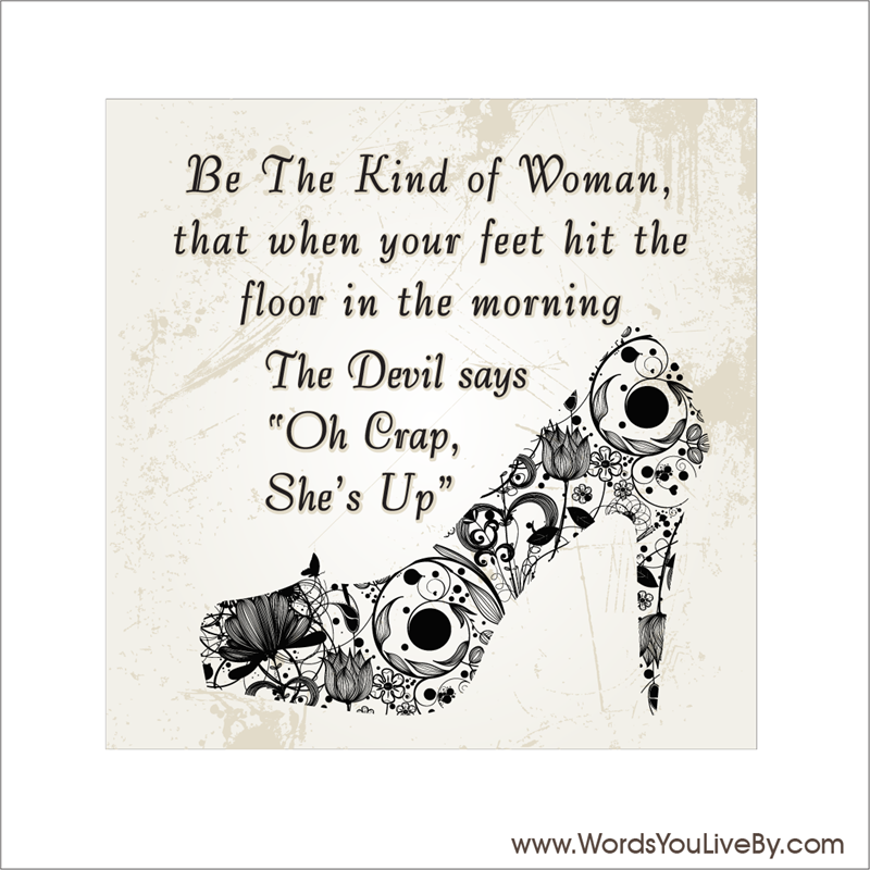 Be The Kind Of Woman 100 Classics Challenge