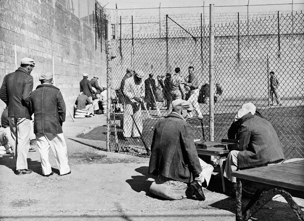 the genesis and history of the famous united states penitentiary alcatraz Alcatraz: united states penitentiary 1934-1963 as a result of the great depression, a new breed of violent criminals swept the streets of america in response to the cries of alarmed citizens, congress enacted a number of statutes, which gave the federal government jurisdiction over certain criminal offenses previously held by the states.
