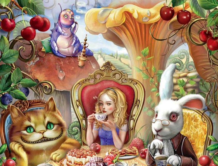 alice in wonderland loss of innocence Themes the tragic and inevitable loss of childhood innocence throughout the course of alice's adventures in wonderland, alice goes through a variety of absurd physical changes.