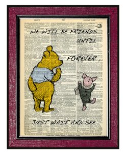 http://www.etsy.com/listing/122158855/winnie-the-pooh-and-piglet-wall-decor?ref=sr_gallery_5&ga_search_query=book+page+art&ga_view_type=gallery&ga_ship_to=US&ga_search_type=all