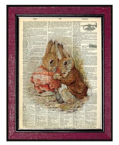 http://www.etsy.com/listing/116683797/peter-rabbit-benjamin-wall-decor-book?ref=sr_gallery_17&ga_search_query=book+page+art&ga_view_type=gallery&ga_ship_to=US&ga_page=2&ga_search_type=all