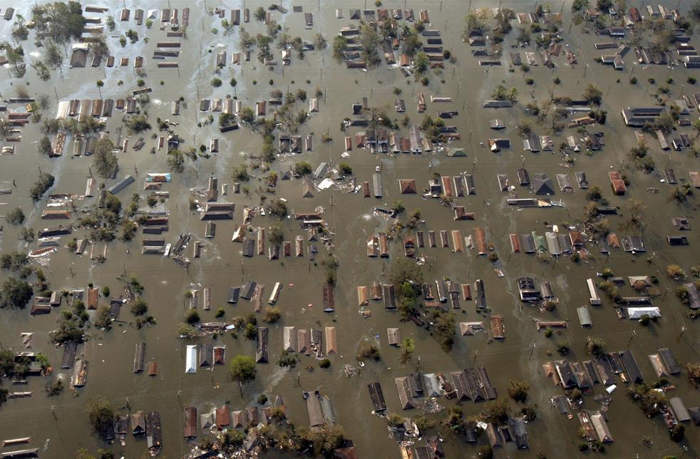 Hurricane Katrina Slams New Orleans Eight Years Ago Today | 100 ...