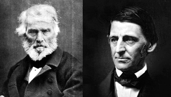 things that influenced ralph waldo emerson as a writer Ralph waldo emerson in which—indicative of emerson's influence—whitman self-consciously assumes the role of the emerson, ralph waldo: essays and.