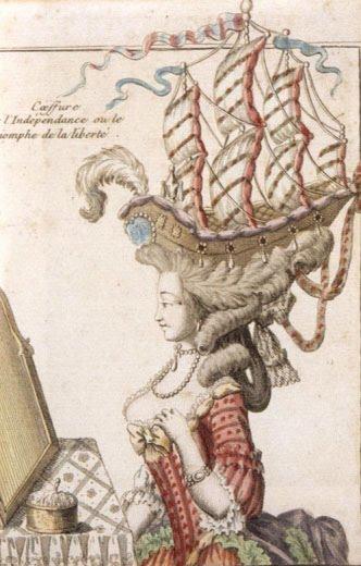 boat hair