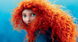 Not only was Brave the best Disney movie released in recent years (let's face it, it all went downhill after Beauty and the Beast) but Merida is just a fantastic princess.  She's absolutely what I would want a daughter of mine to be!