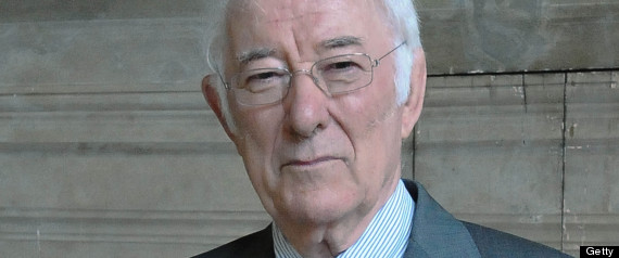 Seamus Heaney, Recipient of 1995 Nobel Prize for Literature, In Bologna