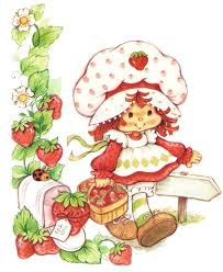 I cannot even begin to explain to you how much I adore Strawberry Shortcake.  She was a HUGE part of my childhood!